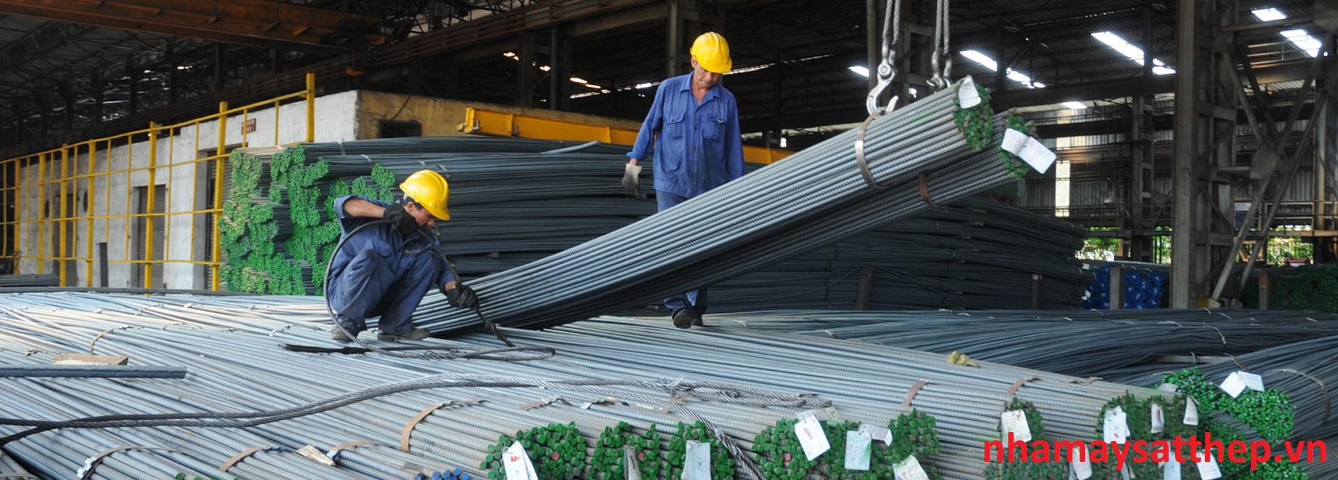 Sắt thép xây dựng giá rẻ Tp.HCM