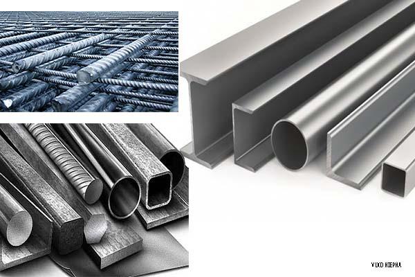 giá sắt thép xây dựng hiện nay