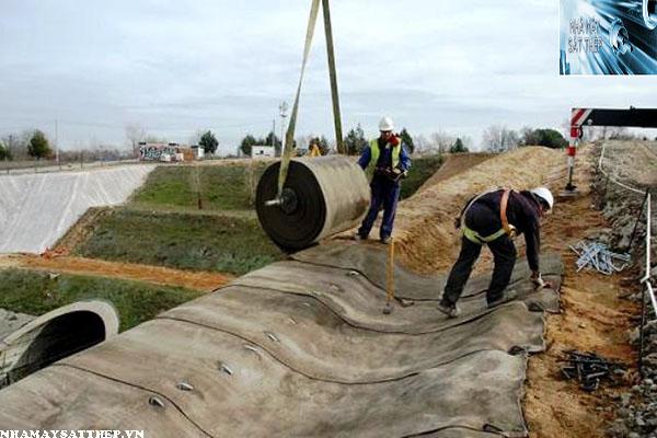 công trình cầu đường sử dụng vật liệu xây dựng hiệp hà