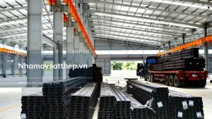 thép hình nhà máy sắt thép