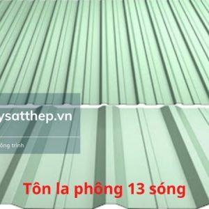 Tôn la phông